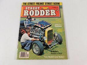Vintage Original September 1976 Street Rodder Magazine Custom Car Mods