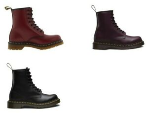 3ae506c92416 Women s Shoes Dr. Martens 1460 8 Eye Boots 11821600 Cherry Red ...