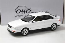 1:18 OTTO Audi S2 Coupe pearl white 1991 NEW bei PREMIUM-MODELCARS