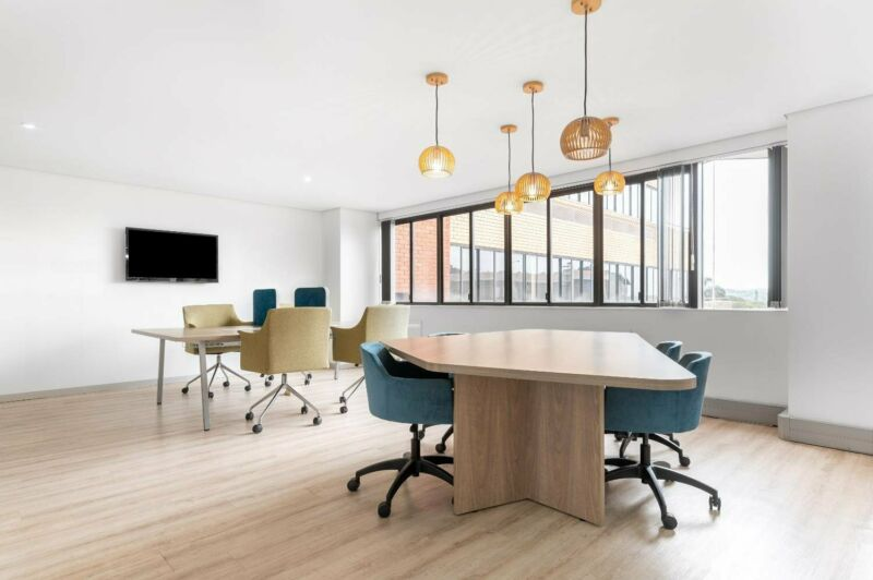 All-inclusive access to professional office space for 10 persons in DURBAN, Pharos House