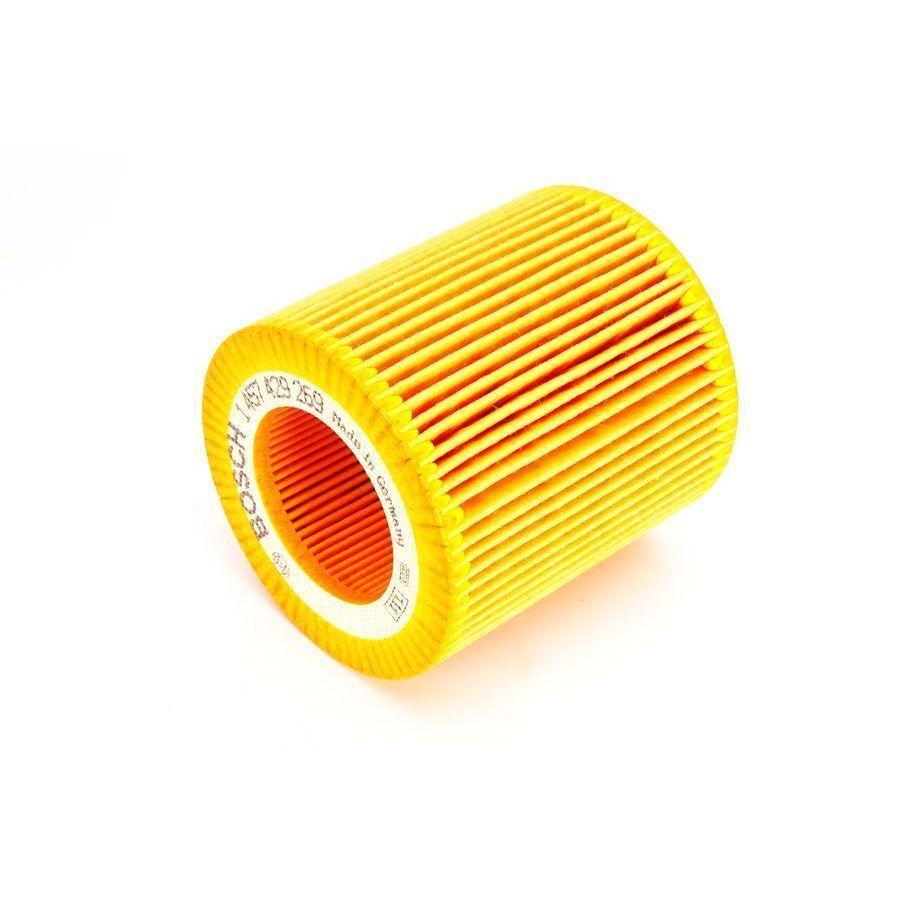 HENGST Filterset für BMW 5er F10 F11 523i 528i 530i N52 N53 7er F01-04 730i N52