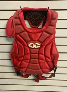 New Easton Stealth Chest Protector Baseball Adult Red