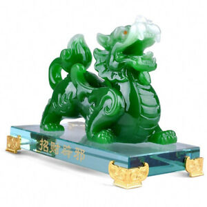Feng-Shui-Green-Pi-Yao-Pi-Xiu-Wealth-Porsperity-Statue-Feng-Shui-Decor-Home-CY