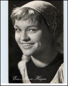 DDR-Progress-Starfoto-DEFA-Schauspielerin-Kino-Buehne-Portraet-EVA-MARIA-HAGEN