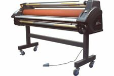 Royal Sovereign Sigmont 65h Wide Format Roll Laminator With Heat Assist