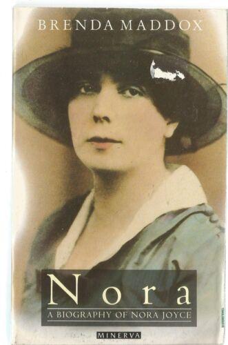 1 of 1 - Nora: Biography of Nora Joyce by Brenda Maddox (Paperback, 1989)