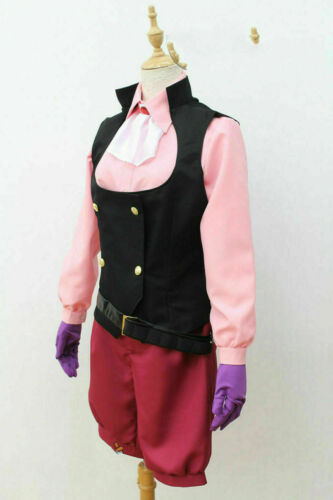 NEW Persona 5 Haru Okumura Cosplay Costume with hat