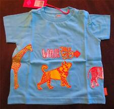NWT Baby Boys Clothing Breaker To T-shirts Turquoise Blue Oilily Size 18 mos 80