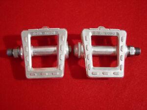 Vintage-MKS-GR-8-Pedal-Pedals-Alloy-Japan-Used