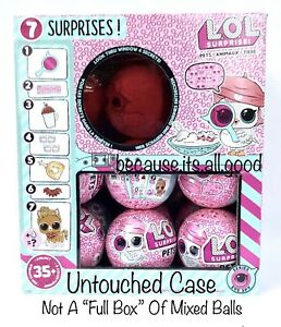 Untouched Lol Surprise Pets Eye Spy Decoder Series 4 Box Case 18