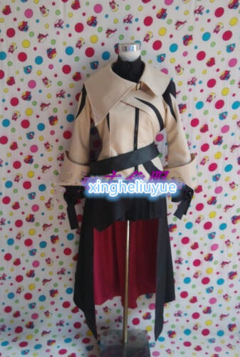 Final Fantasy XIV A Realm Reborn Alisaie Leveilleur Outfit Cosplay Costume: