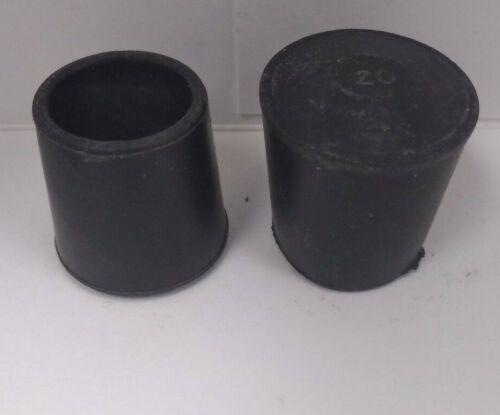 RUBBER BUTT CAPS-CHAIR LEG CAP STYLE