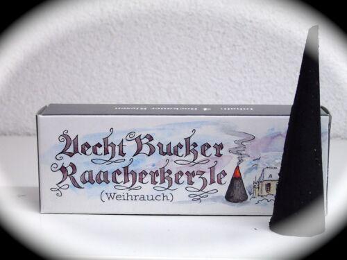 Original Bucker Raacherkerzle Giant Incense Cones Incense Cone Incense 80040