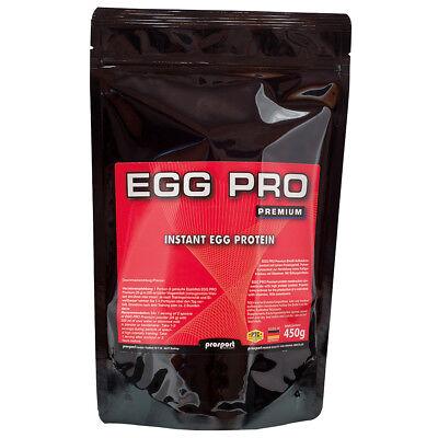 (45,98 €/1kg) Prosport Egg Pro Premium, Proteine, Proteine, Aminoacidi Sacchetto 450g- Promuovere La Salute E Curare Le Malattie