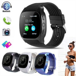 New-T8-BT3-0-Smart-Watch-Support-SIM-TFcard-Camera-For-Android-For-iPhone-AU-Hot