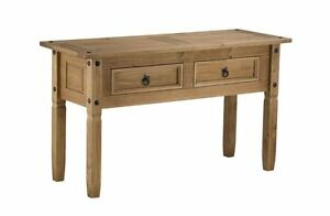 Image Is Loading Corona Console Hall Table Dressing Table Mexican Pine