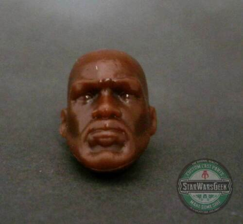 "ML152 Custom Cast head use with 6/"" Marvel Legends action figures"