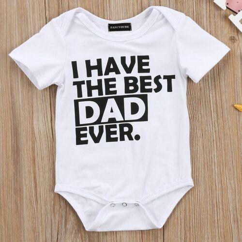 Newborn Baby Girl Boy Clothes Set Short Sleeve Romper Jumpsuit Cute