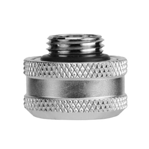 G1//4 Threaded Rigid Tube 14mm Extender Connector Fittings for  PC Water Cooling
