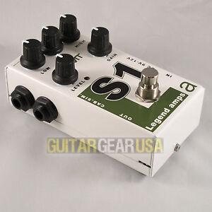 AMT-Electronics-Guitar-Preamp-S-1-Pedal-Legend-Series-emulates-Soldano-amps