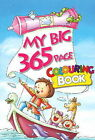 My Big 365 Page Colouring Book by B Jain Publishers Pvt Ltd (Paperback, 2012)