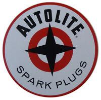 Autolite Spark Plug Decal - 4