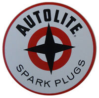 Autolite Spark Plug Decal - 4