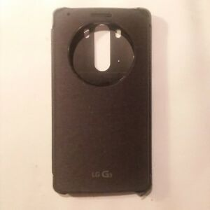 buy popular 3d980 991a2 Details about LG G3 Cell Phone Flip Front Case