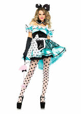 Top Totty Delightful Alice In Wonderland Costume