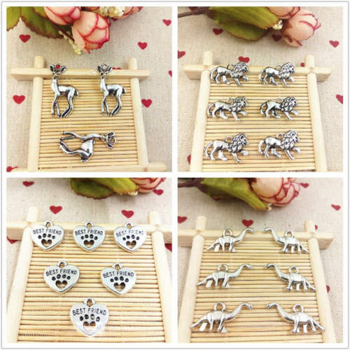 Eagle,Charm Silver Alloy Pendant,Jewelry Finding Making Diy Accessories,6pcs