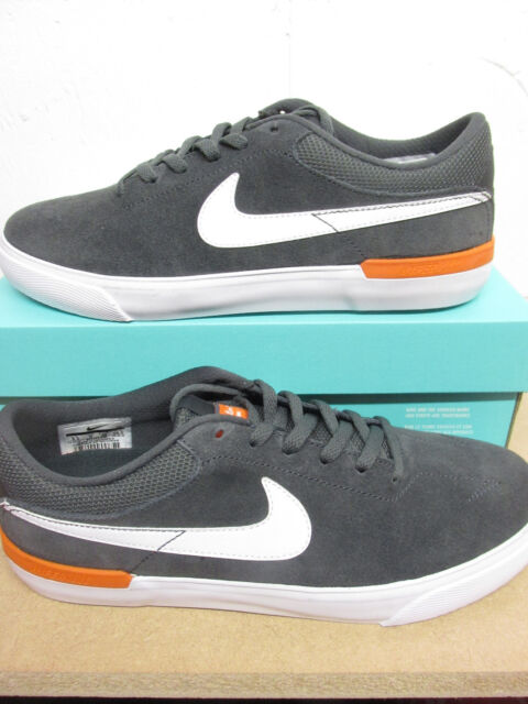 c4df410f084 Nike SB Hypervulc Eric Koston Men s Skater Trainers Anthracite 41
