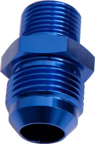 Aeroflow AF730-06 Metric M12x1.25 To -6an Blue Male