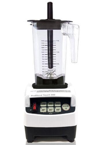 BPA-FREE Jug Problend 950 Commercial Kitchen Blender Powerful 3hp Motor
