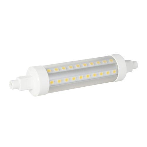 Bioledex VEO R7s LED Lampe Stablampe 118mm 8W 360° dimmbar R7S-0801-441