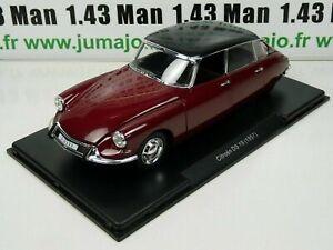Voiture-1-24-LEO-Models-CITROEN-DS-19-1957