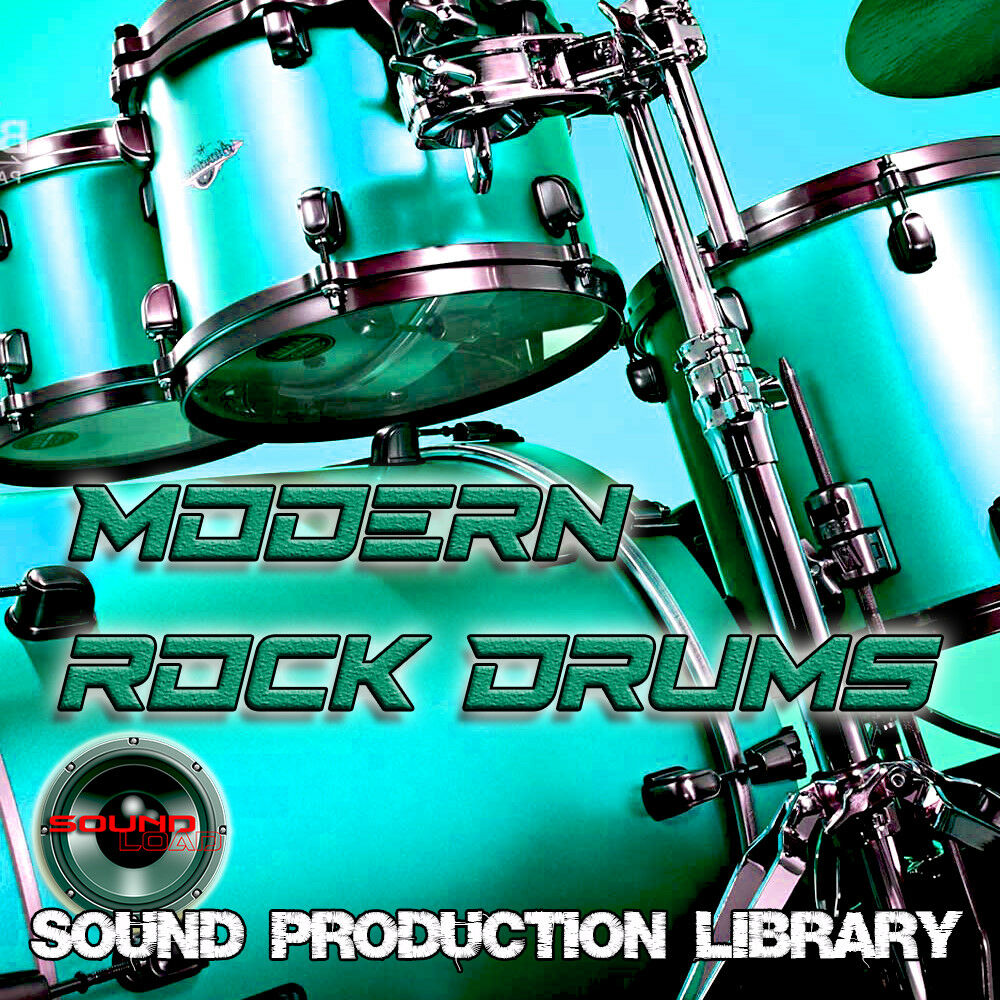 MEGA DRUMS GROOVES 3 - PRODUCTION LIBRARY - Kits/Loops/