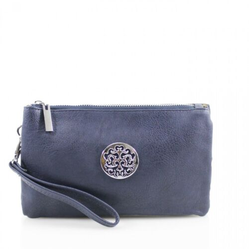Ladies CrossBody Mini Bag Womens Across Bags Detachable Purse Wristlet Bag Purse