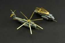 OrangeHobby 1/350 117 MH-53E Helicopter Resin 2 groups  Free Shipping