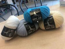 50g Wolle Laines du Nord Holiday Tweed Strukturgarn weich Winter
