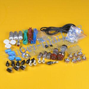 Bassman-Tweed-5F6A-Guitar-Tube-Bass-Amp-Amplifier-Deluxe-DIY-Kit