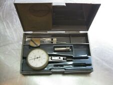 Mitutoyo 0001 Jeweled Dial Test Indicator Complete With Box 513 243