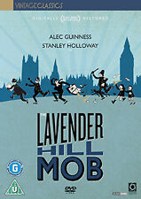 DVD:THE LAVENDER HILL MOB - 60TH ANNIVERSARY - NEW Region 2 UK