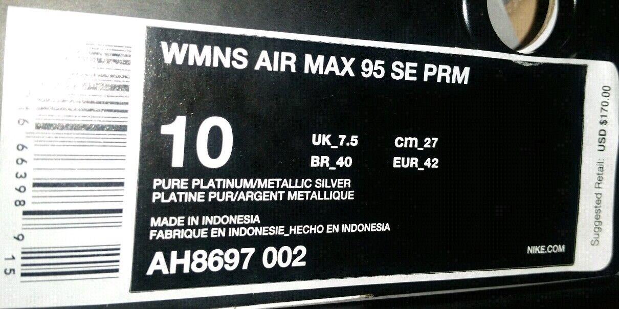Nike air vapormax e femminile persiano violet blu arancione