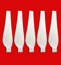 Stealth Storm Wind Turbine Blade Set 28 Inch 5 Pcs Wind Generator Blades