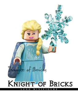 LEGO-Disney-Series-2-71024-Elsa-Minifigure-9