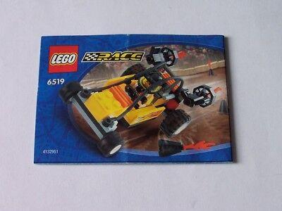 Niedrigerer Preis Mit Lego® Bauanleitung Instruction Nr 6519 Neue Sorten Werden Nacheinander Vorgestellt