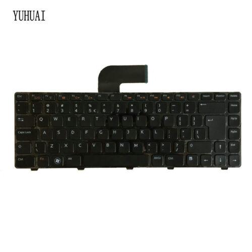 For DELL N4110 N4050 5520 M411R M4040 N4120 M4050 N4040 3330 KEYBOARD English