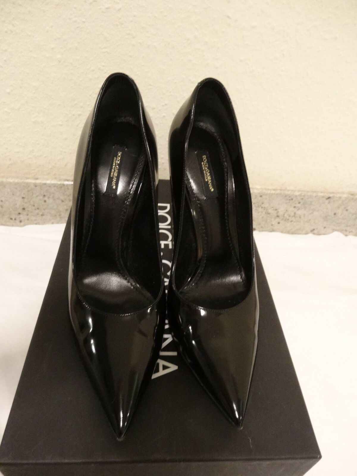Pumps Damen Dolce Gabbana Größe Größe Gabbana 38,5 efe7a0