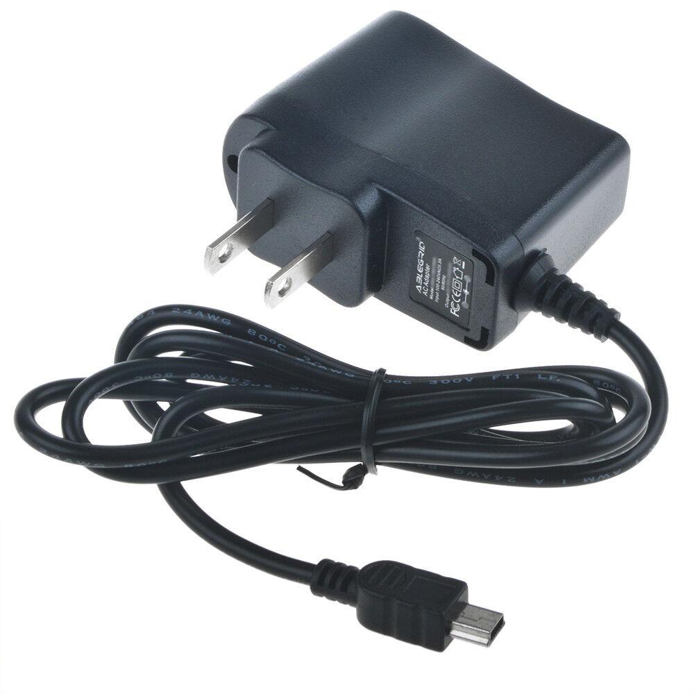 Wall Mini USB Charger 5V 5 Volt 1A 1000mA 5V1A 5-pin AC Power Supply Adapter MP3