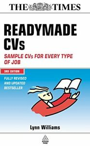Very-Good-9780749442743-Paperback-Readymade-CVs-Winning-CVs-for-Every-Type-of-J